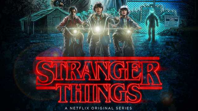 Stranger Things Season 1 (Netflix Original)